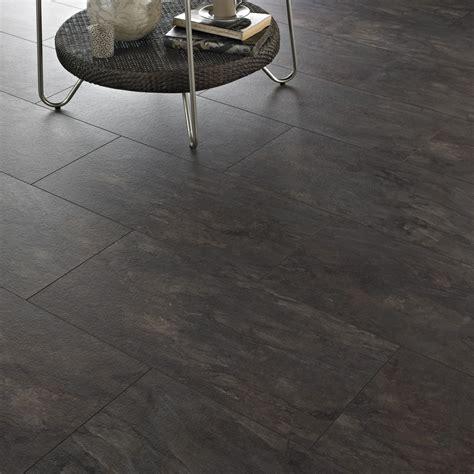 Intermezzo Grey Slate Effect Laminate Flooring 2 05 m