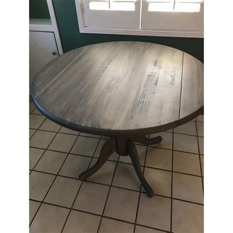 International Concepts T 36DP 36 Inch Dual Drop Leaf Table