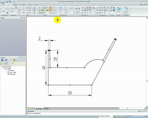 Introduction Solid Edge 2D Drafting Solid Edge