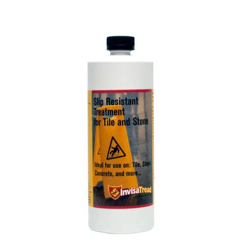InvisaTread 1 Qt Slip Resistant Treatment for Tile and