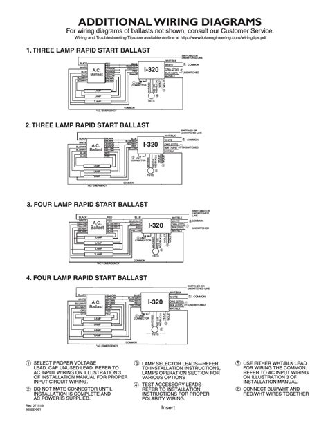iota i 42 emergency ballast wiring diagram images iota emergency ballast wiring diagram iota get