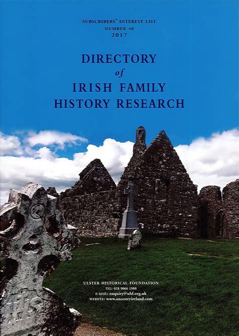 Irish Business Directory Irish History DVD