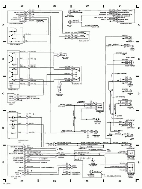 1990 isuzu pickup wiring diagram 1990 image wiring 1995 isuzu bighorn wiring diagram 1995 auto wiring diagram schematic on 1990 isuzu pickup wiring diagram