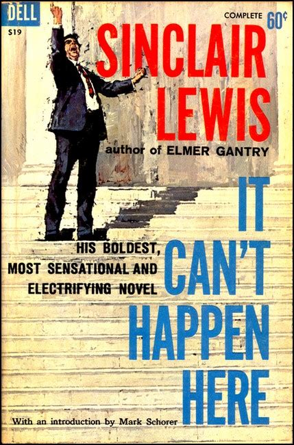 It Can t Happen Here gutenberg au