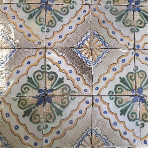 Italian Tiles Beautiful Antique Reclaimed Tile Co