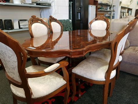 Italian in Wales Dining Tables Chairs for Sale Gumtree