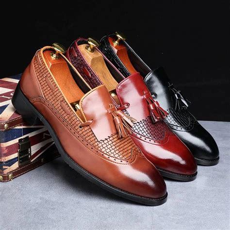 Italian men s shoes Wholesale luxury men leather footwear
