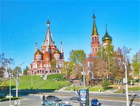 Izhevsk City