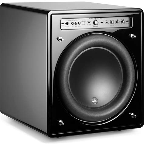 JL Audio Car Stereo Speakers Subs Amps Home Theater