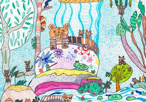 JQA International Environmental Children s Drawing Contest