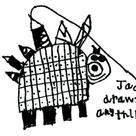 Jack Draws Anything The little boy with the big art