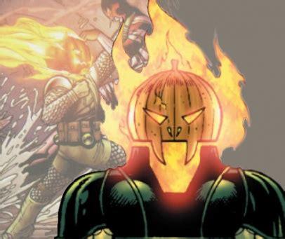 Jack O Lantern Steven Levins Marvel Universe Wiki The