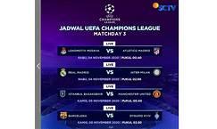 Jadwal & Siaran Langsung Liga Champions 2014-2015 SCTV