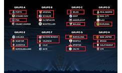 Jadwal Liga Champions 2014-2015 & Klasemen 16 Besar sampai Semi Final ...