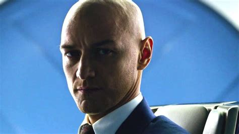James McAvoy Is Sick of Looking Like a Skinhead to Keep