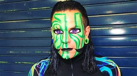 Jeff Hardy Revealed Why He Hasn t Worn Face Paint Since