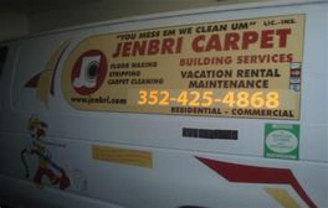 Jenbri carpet cleaning Orlando Fl