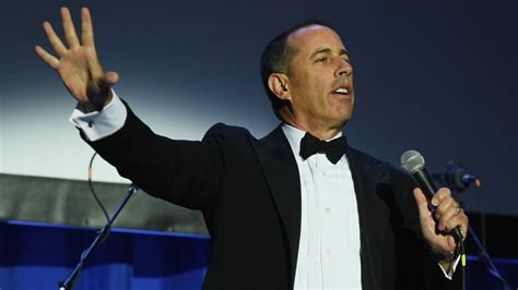 Jerry Seinfeld Reveals the Joke He Wrote for Obama Plans