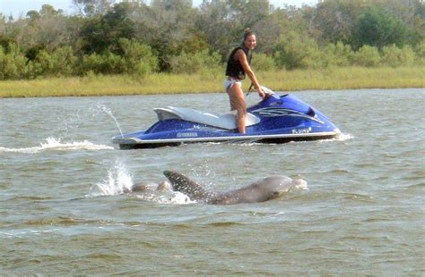 Jet Ski Rentals Topsail Island Sneads Ferry and Surf City NC