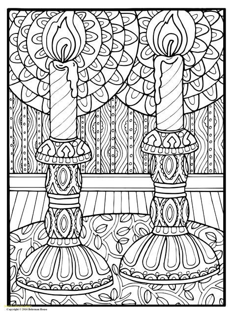 Jewish Coloring Pages Printable