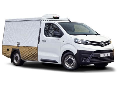 Jiffy Trucks Hot and Cold Snack Catering Trucks