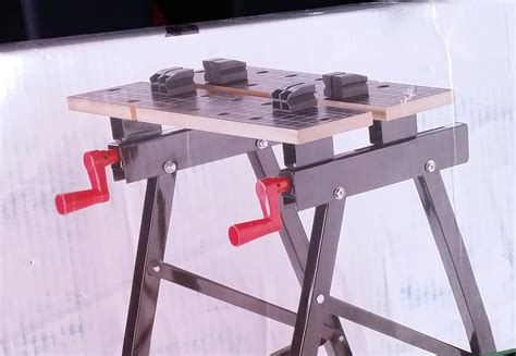 Jobmate Folding Work Table Canadian Tire