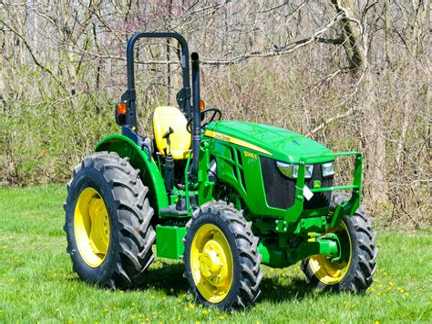 John Deere 5065E Tractor Review