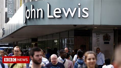 John Lewis cuts hundreds of jobs amid online shift BBC News
