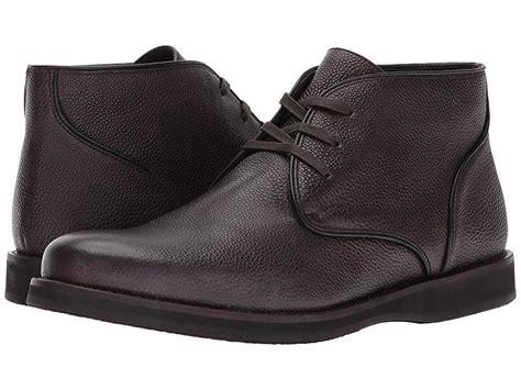 John varvatos Brooklyn Leather Chukka Boots for Men Lyst
