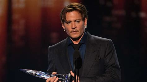 Johnny Depp Makes First Public Appearance Since Finalizing