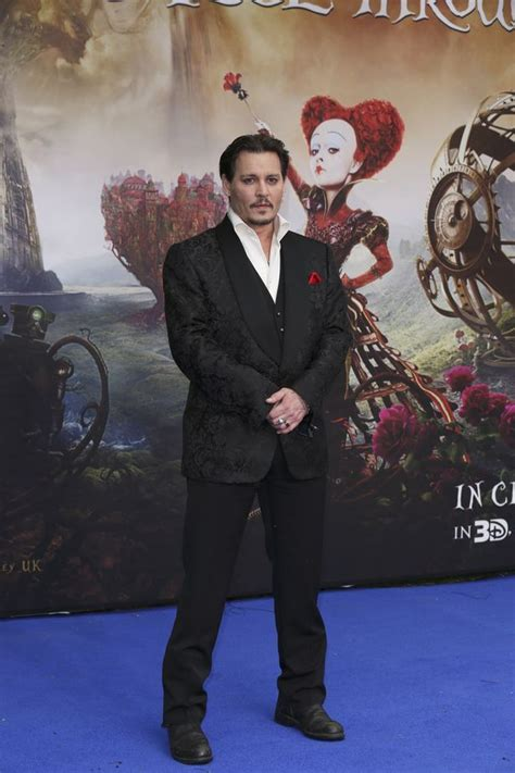 Johnny Depp proves he s still king of the red carpet in