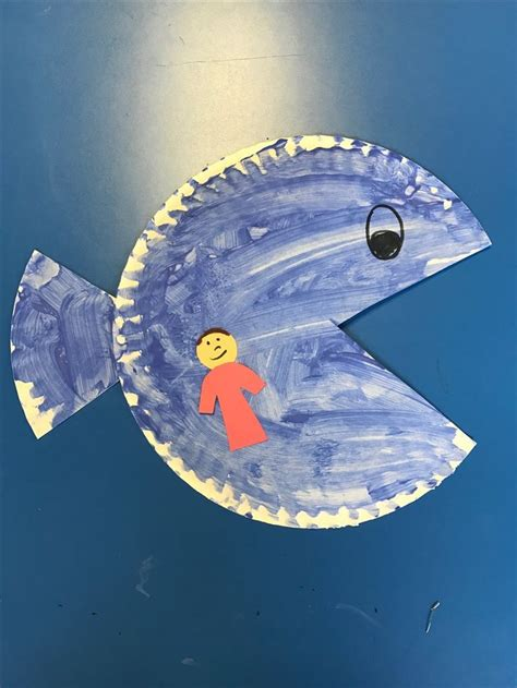 Jonah and the Whale Bible Crafts and Resources for Children