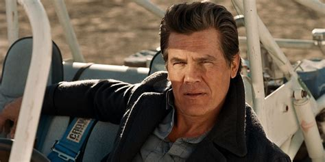 Josh Brolin Talks No Country for Old Men Only the Brave