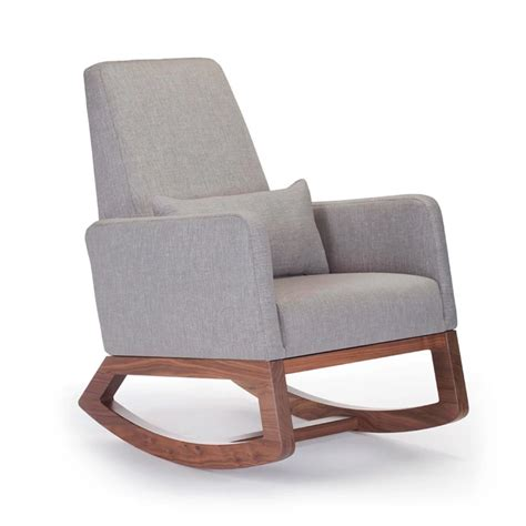 Joya Modern Rocking Chair joya rocker Monte Design Group