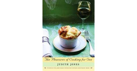 Judith Jones The Pleasures of Cooking for One