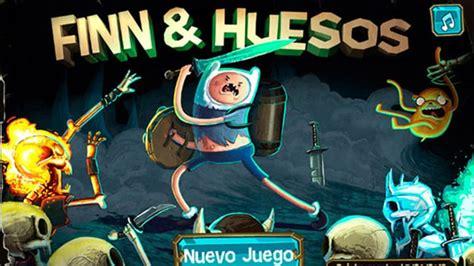 Juegos gratis de Hora de Aventura Finn Huesos