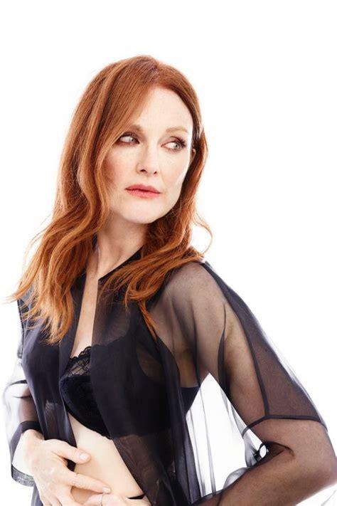 Julianne Moore Stars in Florale by Triumph Lingerie Campaign