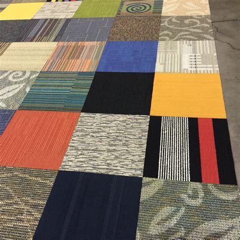 Jumbo Sized 36 to 39 Carpet Tiles iCarpetiles