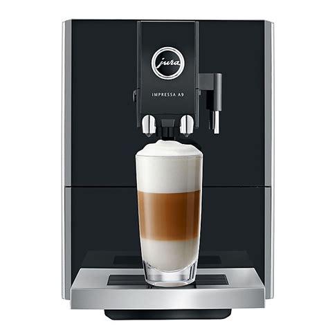 Jura Impressa A9 Automatic Coffee Center Sur La Table