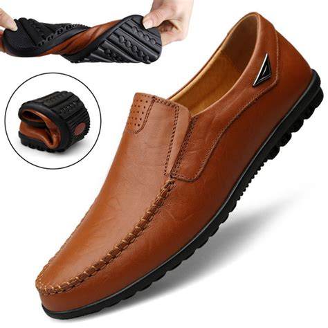 Just Men Shoes Driving Dress Casual Formal Exotic