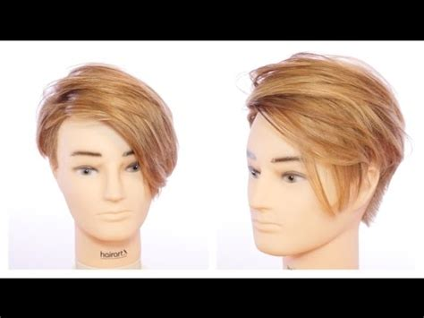 Justin Bieber 2015 VMA s Hair Tutorial TheSalonGuy