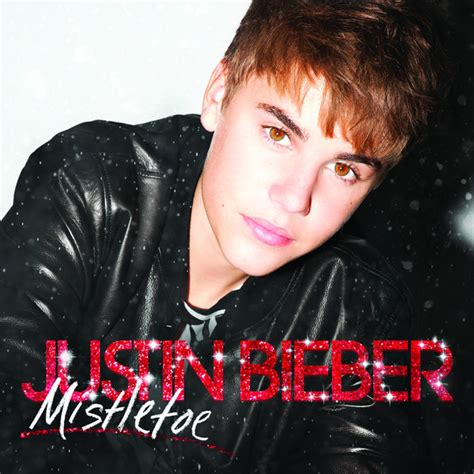 Justin Bieber Mistletoe YouTube