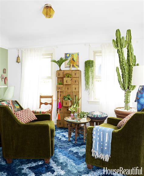 Justina Blakeney s Bohemian House House Beautiful