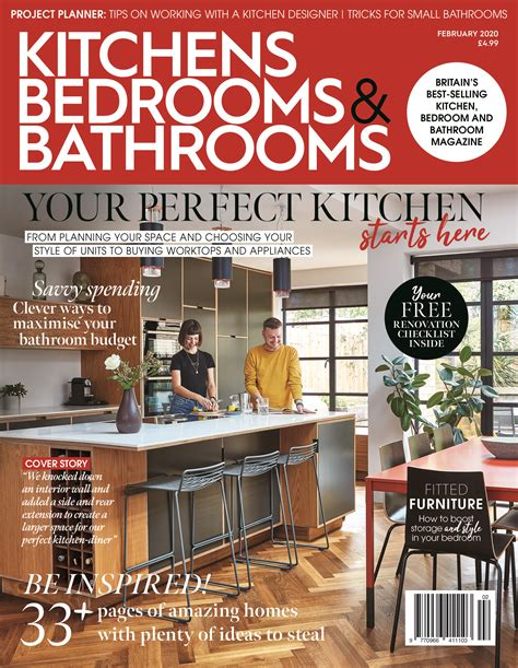 KBB Magazine Kitchens Bedrooms and Bathrooms