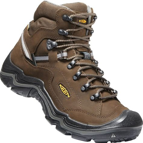 KEEN Durand Mid WP Hiking Boots Men s REI