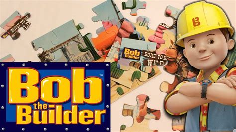 KIDS Online Jigsaw Puzzles and Games Bob the Builder Dora