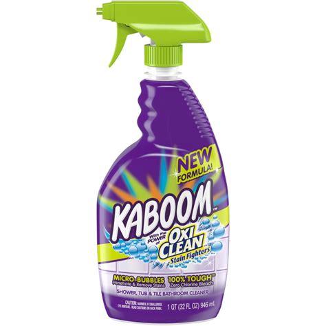 Kaboom Shower Tub Tile Cleaner Kaboom
