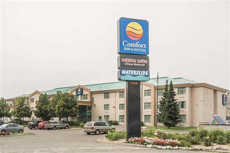 Kamloops Hotels Comfort Inn Suites Hotel in Kamloops BC