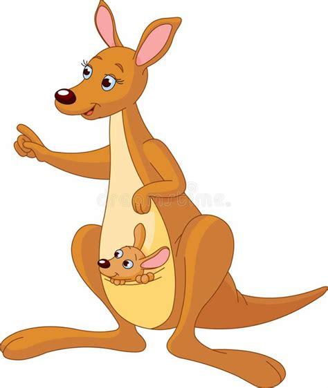 Kangaroo Cartoon Stock Images Royalty Free Images