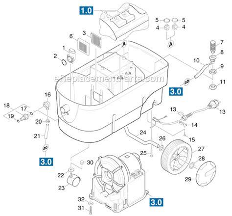 Karcher Puzzi100 Carpet Cleaner Parts ereplacementparts